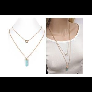 Jewelry - Double layer Necklace